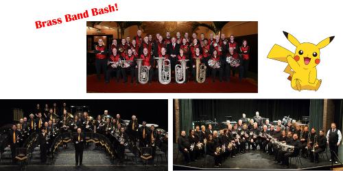 Illinois Brass Band - Catch Pokémon — See Three Great Brass